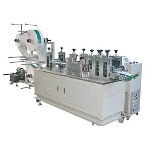 Big Discount Fresh Gel Face Mask Machine - 220V 1 Phase 6MPA Automatic Medical Mask Making Machine – Frand detail pictures
