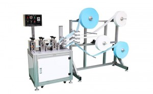 40 Pieces / Min N95 Face Mask Making Machine
