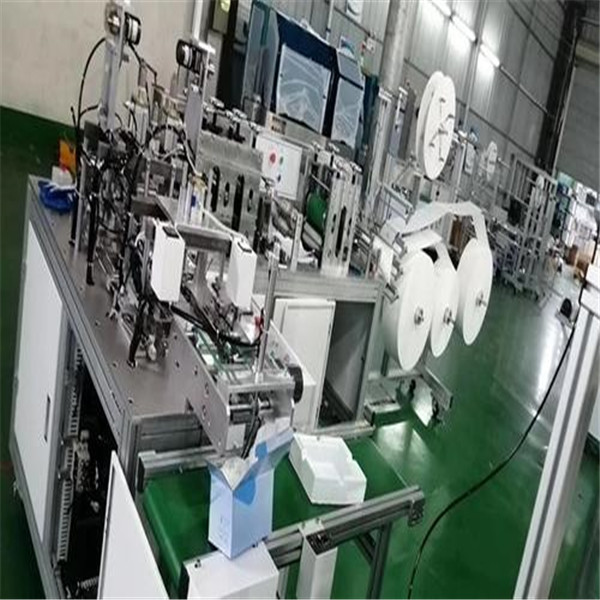 1–4 Levels Surgical Mask Making Machine Stable Performance Featured Image