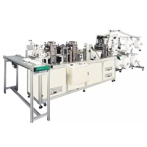3ply Non Woven Face Mask Making Machine