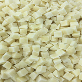 Frozen Diced Cut  Potato