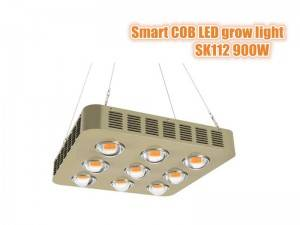 China Wholesale Led Grow Lights 1200w Suppliers –  SK COB Led grow Light –  Fullux