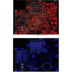 Factory directly Low Cost Flexible Pcb Board - Electronic design (Schematic & PCB layout) – Fumax
