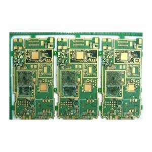 PriceList for Injection Plastic Parts - Thick cooper PCB – Fumax