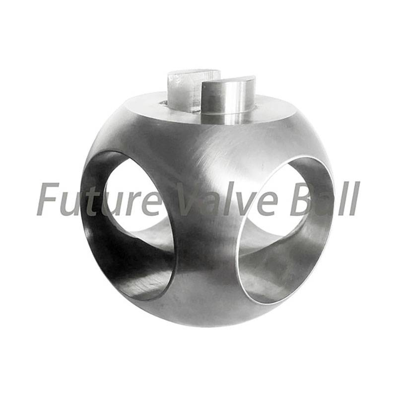 Wholesale Price China Ball Valve Component Manufacturer - Double L Ball QC-S06 – Future Valve