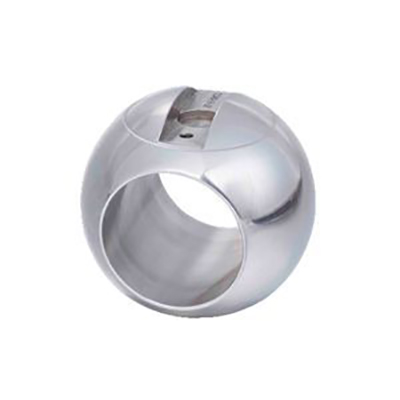 Hot New Products Tungsten Carbide Sprayed Balls - Trunnion Balls – Future Valve