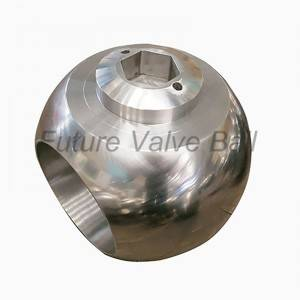 Trunnion ball QC-T04