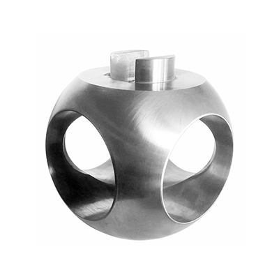 Professional China Balls For Valves - Double l type ball – Future Valve