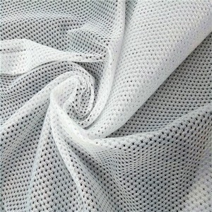Factory wholesale Fine Mesh Netting Fabric - Polyester micro mesh fabric for sportswear – Huasheng