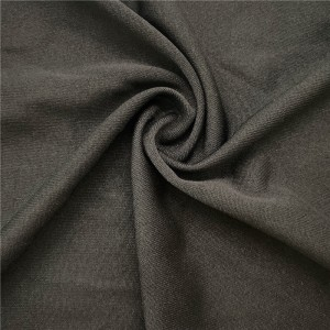 China wholesale Polyester Jersey - Polyester single jersey fabric – Huasheng