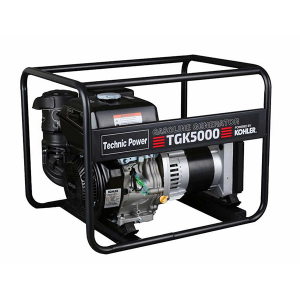 Reliable Supplier 24v Dc Gasoline Generator - TGK Series Single Phase Gasoline Generator Powered by KOHLER 2.8-6KW TGK Series Single Phase Gasoline Generator Powered by KOHLER 2.8-6KW – Technic