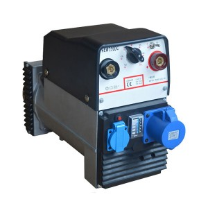 High Quality for Soundproof Gasoline Generator - Hew Dc Welder/Generator – Technic