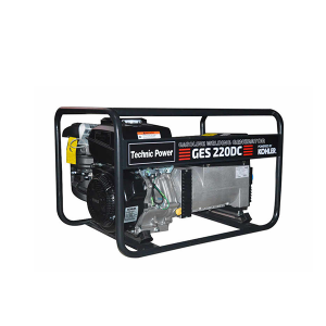 Professional Design China Home Gasoline Generator - GES Series DC220V Welding Generator Powered by KOHLER – Technic