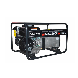 HEW Series DC Welding Generator Set Powered by ...