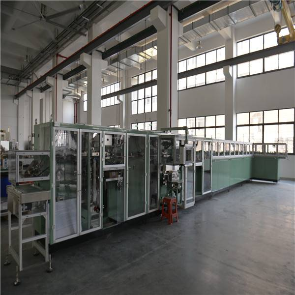 2900KG Sanitary Napkin Pad Making Machine For Ultra Thin Sanitary Pads Featured Image