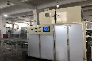 Instant Noodle Packaging Machine Three phases and shour cables 3Ph380Vac50HZ±5%