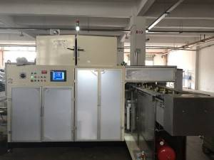 OEM/ODM Supplier Baby Nappy Production Machine - High Hygienic Instant Noodle Production Line 6500*2400*2400 Machine Size – GACHN