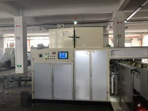 Discount wholesale Chinese Pantyliner Packing Mac – 20.5KW Fully Automatic Noodles Making Machine 45 Bags/Min Packing Speed – GACHN