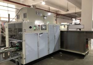 High Speed Instant Noodle Packaging Machine 5 In One Packing Quantity