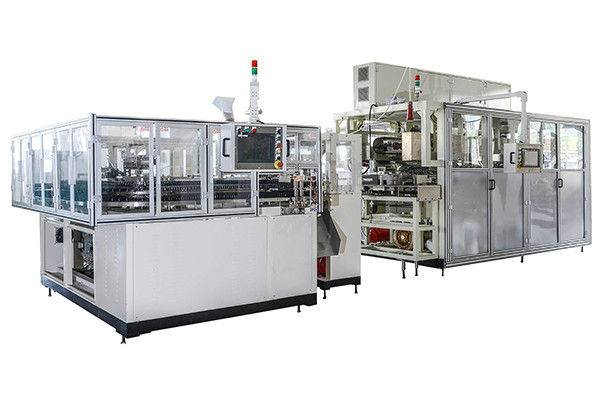 High Speed Baby Diaper Production Line Full Servo Adult Diaper Counting Stacking Machine Featured Image