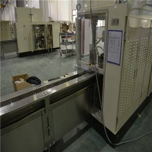 L6.3m X W1.5m X H2.0m  2500KG 0.8Mpa Sanitary Pads Packaging Machine