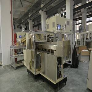 Electrical 16KW Three Phase Four Wires Sanitary Napkin Packing Machine