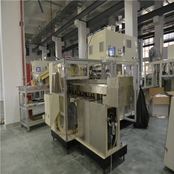 Electrical 16KW Three Phase Four Wires Sanitary Napkin Packing Machine Featured Image