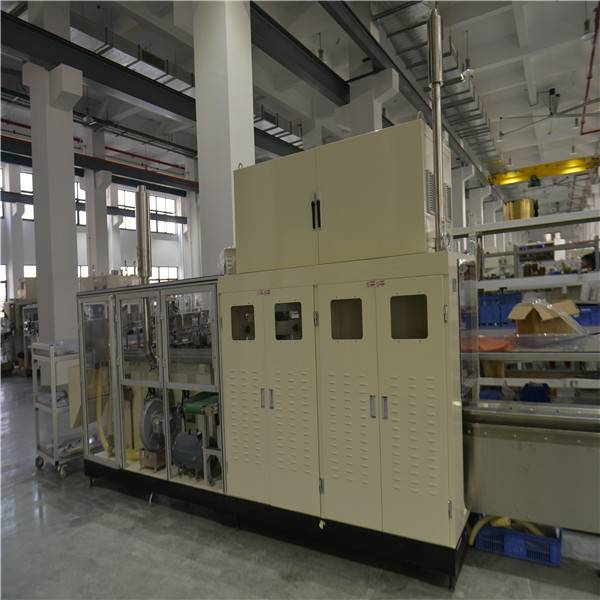 Three Size Dimension 16KW 90% Efficiency Panty Liner Packaging Machine Featured Image