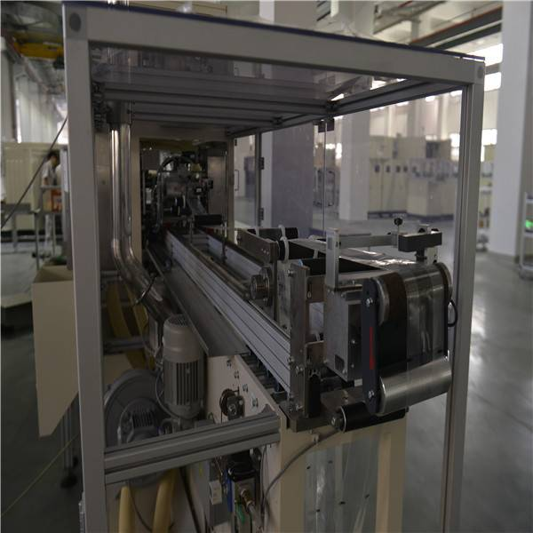 60 Bags Per Minute 98% 2500KG Panty Liner Packaging Machine Featured Image