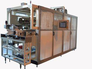 Full auto Mitsubishi system  adult  baby diaper packaging machine Featured Image