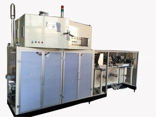0.5-0.8 MPa Wet Wipes Packing Machine L5.5M * W1.5M *H2.0M Layout Size
