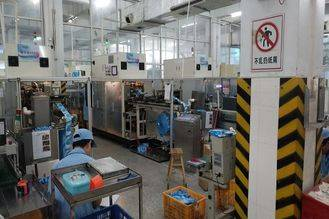 Stable And High Efficiency Wet Wipes Packaging Machine 50Bags/Min Speed