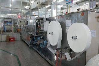 19KW Wet Napkin Machine Production Machine Three Phase Four Cables