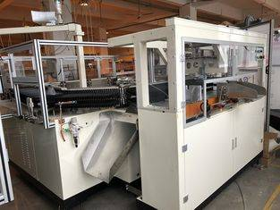 OEM Manufacturer Frequency Diaper Production Line - GM-085N Baby Diaper Production Line L3.6m×W3.3m×H2.2m Layout Size 600 piece/min – GACHN