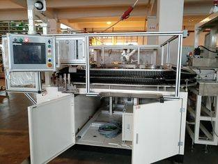 New Arrival China Customizable Size And Color Baby Diaper Making Machine In China Price Good - Automatic Stacking Machine Baby Diaper Stacking Three-Phase Four-Wire System – GACHN