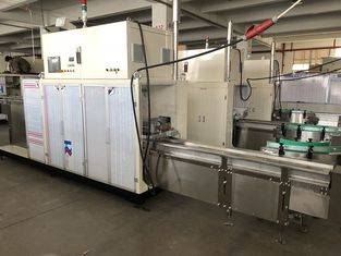 Full Auto Pre-Made Bags Sanitary Towe Packaging Machine L6.3m×W1.5m×H2.0m Size Featured Image