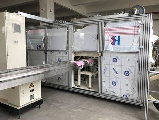 2019 Good Quality High Speed Baby Diaper Production Equipment - CE Baby Diaper Packaging Machine , Baby Diaper Wrapping Machine GM089NY – GACHN