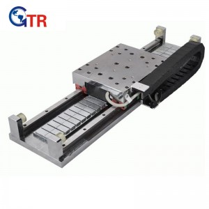 lamintion of linear motor