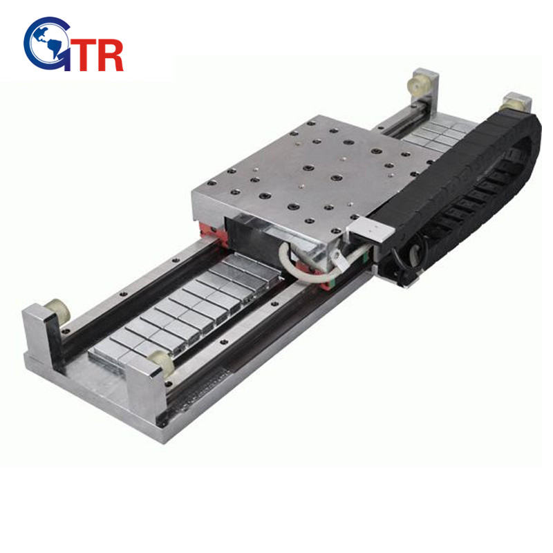 Reliable Supplier Generator Rotor Core Permeability - lamintion of linear motor – Gator detail pictures