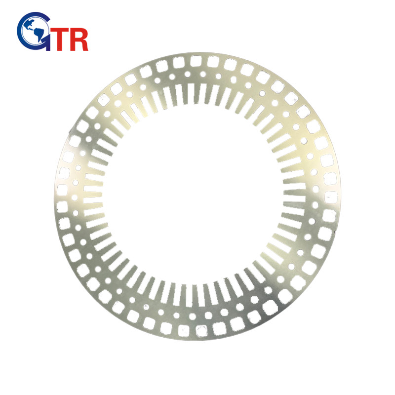 Top Quality Solid Rotor Induction Motor - Stator stamping for Rail Transportation Motor – Gator