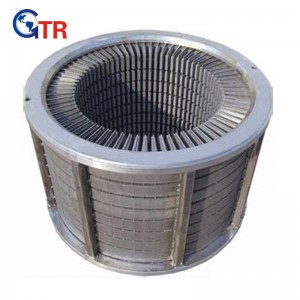 high voltage stator lamination