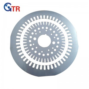 China Brake Rotor Core - Stator & Rotor lamination  for Diesel Generator – Gator