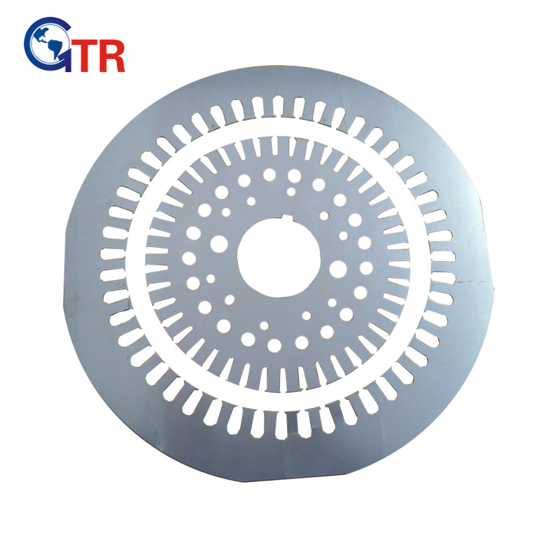 High reputation Lamination Stack Rotor - Stator & Rotor lamination  for Diesel Generator – Gator