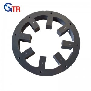 OEM Manufacturer Stator Lamination Thickness - Stator stack for switch reluctance motor – Gator