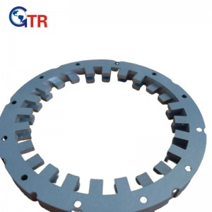 High reputation Lamination Stack Rotor - Stator core for switch reluctance motor – Gator