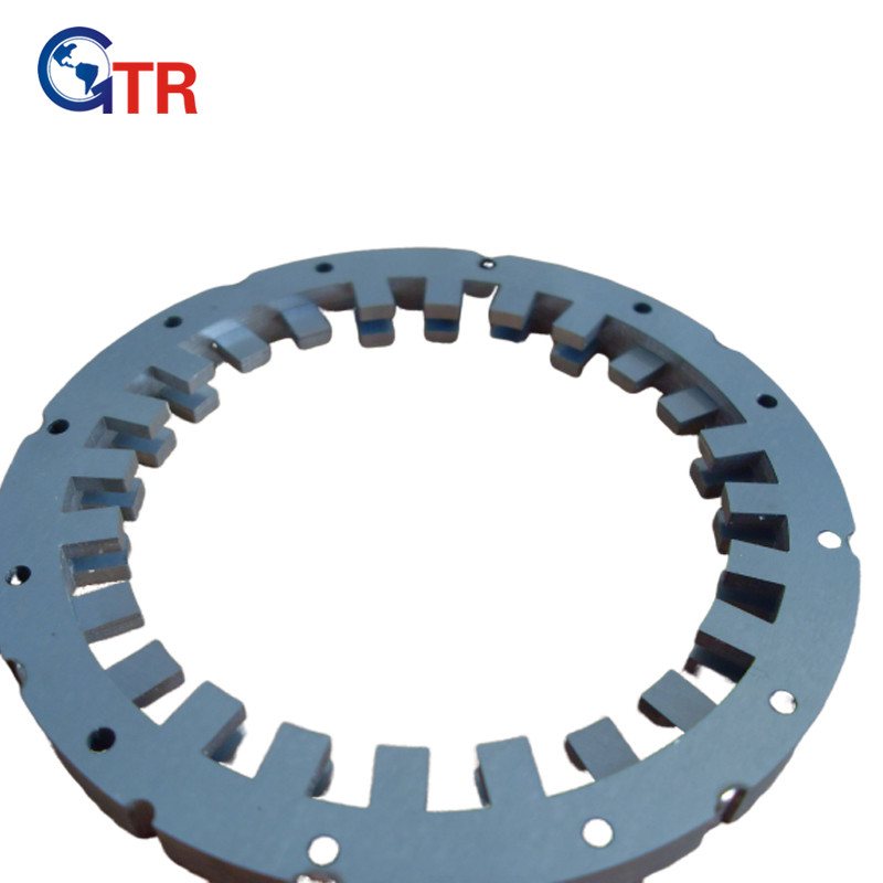 Manufactur standard Stator Core Lamination Material - Stator core for switch reluctance motor – Gator
