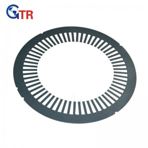 Best Price for Stator Lamination Process - Rail Transportation Motor TR Rotor lamination – Gator
