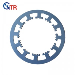 8 Year Exporter Stator Core Lamination - Stator lamination for Stepper Motor – Gator
