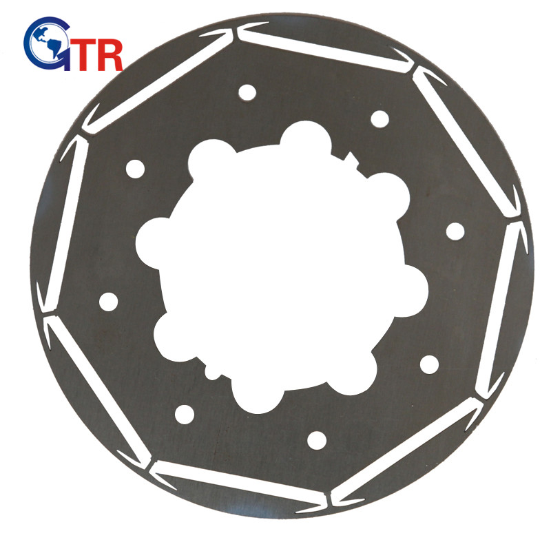 New Delivery for Roller Stator Hydraulic Motor - Rotor punching for Servo Motor – Gator
