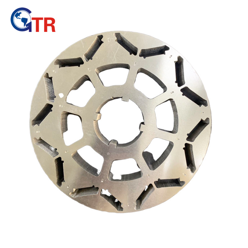 Cheapest Price Stator Lamination Stamping - Rotor core  for Electric Driven Vehicles-Hybrid Cars – Gator